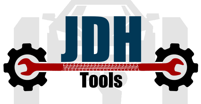 JDH Tools specialist in autogereedschap en equipment.